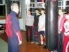 В гостях у клубі боксу